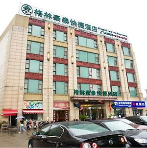 Greentree Inn Shanghai Songjiang Dongjing Tongle Road Business Hotel photos Exterior