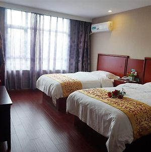 Greentree Inn Anhui Wuhu Fangte North Changjiang Road Business Hotel photos Exterior
