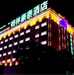 Greentree Inn Jiuquan Dunhuang Shazhou North Road Hotel photos Exterior