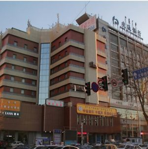 Home Inn Hohhot Inner-Mongolian University photos Exterior