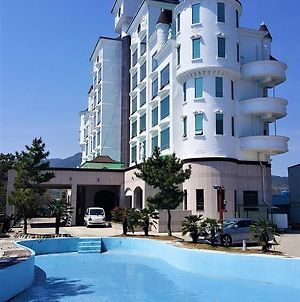 Namhae Beach Hotel photos Exterior