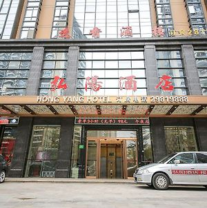 Hongyang Hotel Shenzhen North Railway Station photos Exterior