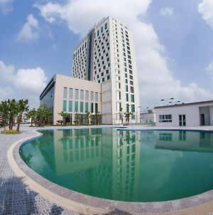 Muong Thanh Grand Thanh Hoa Hotel photos Exterior