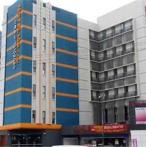 Motel 168 Shanghai Pudong Avenue Yangpu Bridge Branch photos Exterior