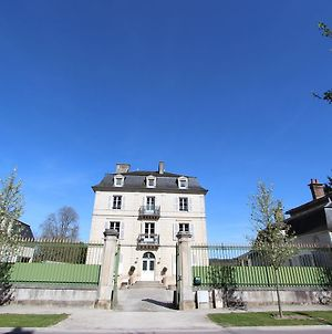Heritage Castle In Bar-Sur-Seine Near River photos Exterior