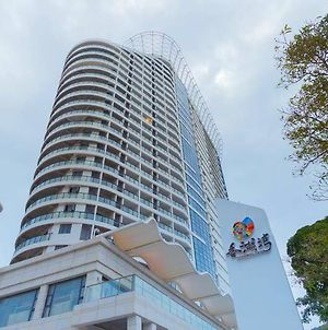 Nanao County Qingao Bay Xianghu Wan Double Seaview Apartment With Balcony photos Exterior
