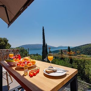 Agata Art Villa Sea View Private Pool Fiskardo Kefalonia photos Exterior