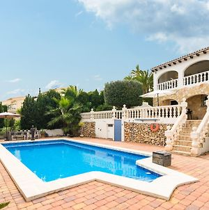 Gorgeous Villa In Moraira With Private Swimming Pool photos Exterior