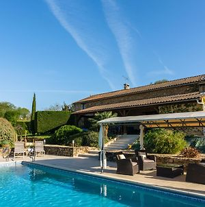 Spacious Holiday Home With Private Pool In Aquitaine photos Exterior