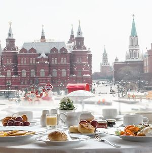 Hotel National, A Luxury Collection Hotel, Moscow photos Exterior