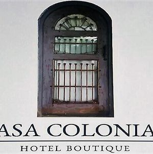 Hotel Casa Colonial Boutique photos Exterior