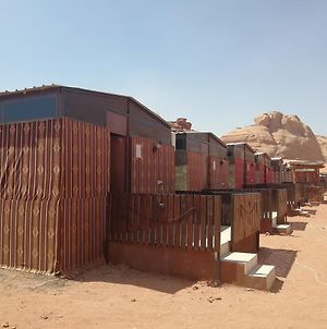 Wadi Rum Sand Rose Camp photos Exterior