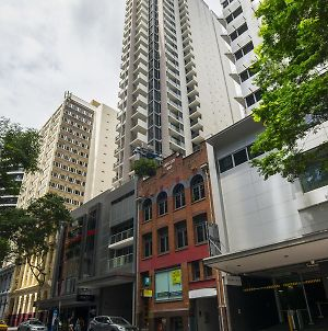 Home Feeling Apartment At Brisbane Cbd photos Exterior