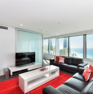 3 Bedroom Ocean View Private Apartment In Surfers Paradise photos Exterior
