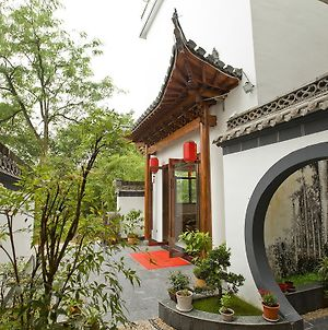 Huangshan North Station Huiting Boutique Hostel photos Exterior