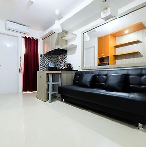 Relax And Enjoy In A Comfy Bassura City Apartment photos Exterior