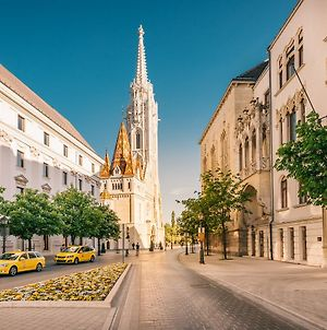 Grand Budapest Premium Apartments By Zsidai Hotels At Buda Castle photos Exterior