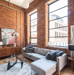 Stylish 2 Bed Duplex Flat In Castlefield photos Exterior