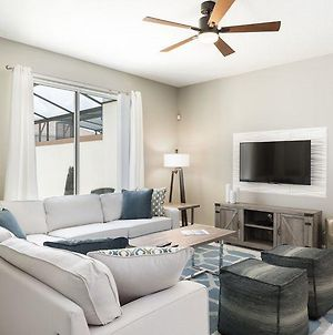 Modern 4 Bed 3 Bath Townhome In Championsgate Golf Resort photos Exterior