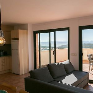 2 Bedroom Apartment Close To The Center Of Begur. Terrace And Panoramic Sea Views photos Exterior