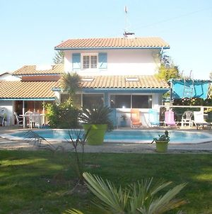 Villa With 3 Bedrooms In Tarnos With Private Pool Enclosed Garden And Wifi 3 Km From The Beach photos Exterior