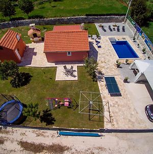 Family Friendly House With A Swimming Pool Radosic 15891 photos Exterior