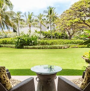 Popular Ground Floor With Extra Grassy Area - Beach Tower At Ko Olina Beach Villas Resort photos Exterior