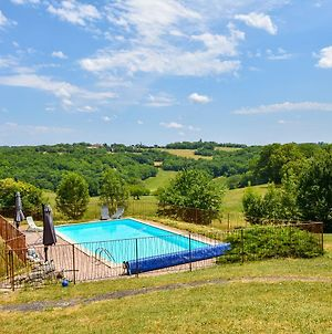 Cozy Farmhouse In Saint Cernin France With Swimming Pool photos Exterior