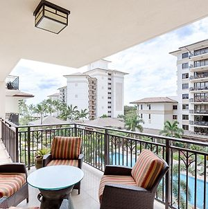 Spacious Fourth Floor Villa With Pool View - Ocean Tower At Ko Olina Beach Villas Resort photos Exterior