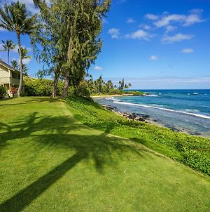 Kapa'A Sands #10 Direct Oceanfront Studio Kauai photos Exterior
