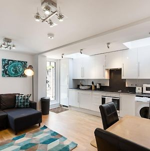 Stylish 2Bed Sleeps 6 W Garden Near Vauxhall photos Exterior