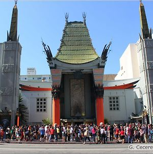 Gorgeous Studio On Hollywood Blvd photos Exterior