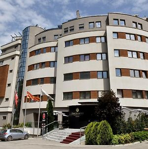 Panoramika Design Hotel Skopje photos Exterior