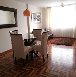 Apt In Safe Area Of Surco 20 Mins From Park Kennedy In Miraflores photos Exterior