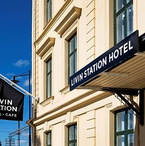 Livin Station Hotel photos Exterior