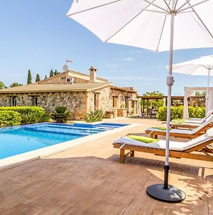 Cozy Mansion In Muro With Private Pool And Jacuzzi photos Exterior
