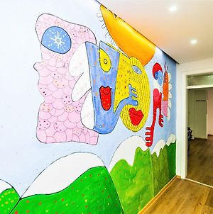 Artistic Guesthouse In The Heart Of The City! photos Exterior
