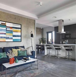 Stunning Brand New Apartment In Shoreditch photos Exterior