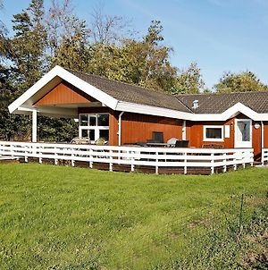 Three-Bedroom Holiday Home In Oster Assels 1 photos Exterior