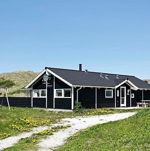 Four Bedroom Holiday Home In Lokken 4 photos Exterior