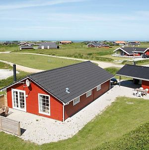 Four-Bedroom Holiday Home In Lokken 2 photos Exterior