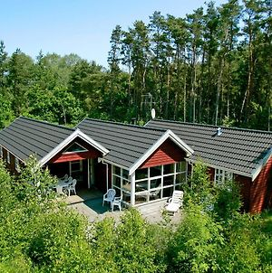 Four-Bedroom Holiday Home In Aakirkeby 4 photos Exterior