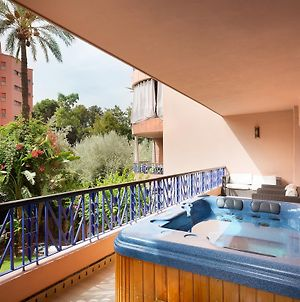 The Sapphire Apartment With Private Swimming Pool & Hot Tub - Hivernage Quarter - By Goldex Marrakech photos Exterior