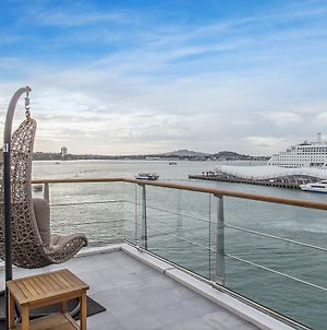 Princes Wharf 1Br Sub-Penthouse With Panoramic City & Ocean Views photos Exterior