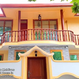Two Star Meedhoo Maldives photos Exterior