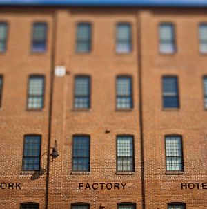 Cork Factory Hotel photos Exterior
