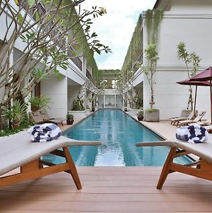 Seminyak Lagoon All Suites Hotel photos Exterior