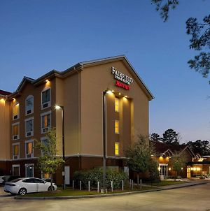 Fairfield Inn & Suites Houston Intercontinental Airport photos Exterior