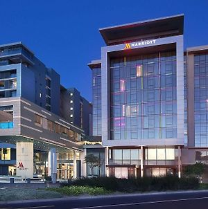 Cape Town Marriott Hotel Crystal Towers photos Exterior