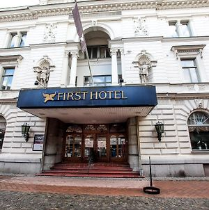 First Hotel Statt photos Exterior
